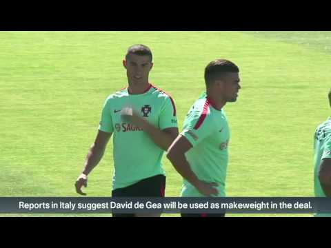 '£183 million' for Ronaldo's return to Old Trafford