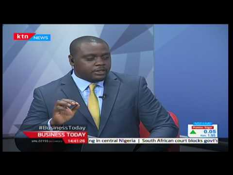 Business Today:Gulf Bank expansion with  Francis Nganga - 22/2/2017