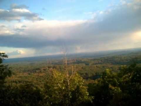 South Uncanoonuc Mountain via Incline Trail