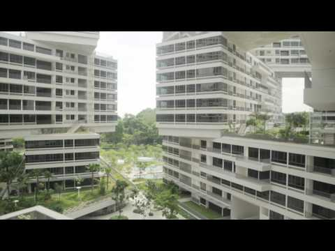 """""""Singapore has balanced the need for density with providing public space"""""""