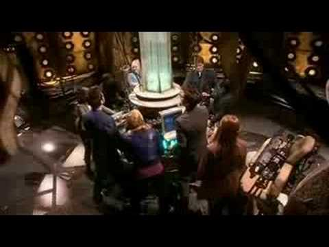 Doctor Who Journey's End - Return of the Earth - YouTube