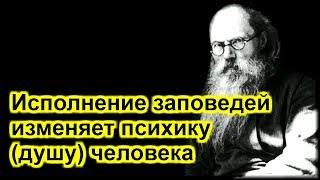 Победи всякое мнение о себе, свое тщеславие... игумен Никон (Воробьев)
