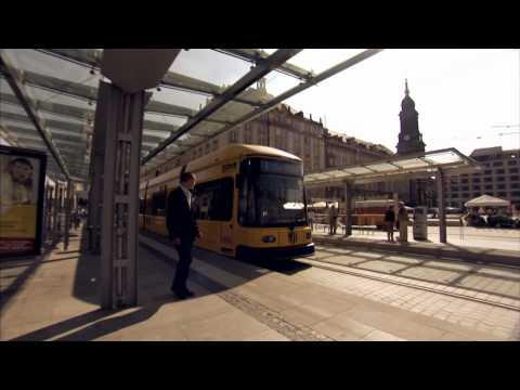 Dresden - City of Short Distances
