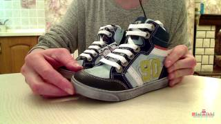 Обзор детской обуви (кроссовки) Minimen
