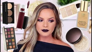 FALL MAKEUP TUTORIAL | Talk  Through Tutorial | Casey Holmes