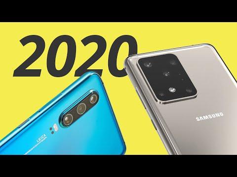 Los 5 Teléfonos Más Esperados Para 2020!! [Explicado]