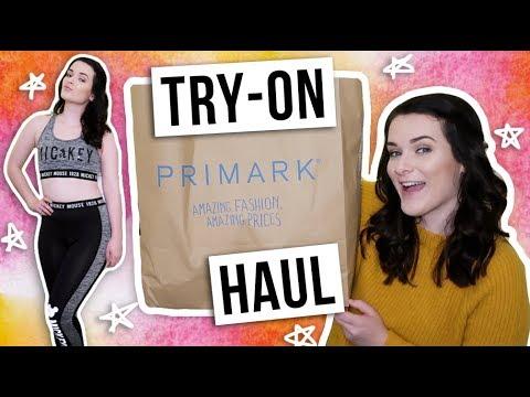 Try On Primark Haul - February 2018 | ohhitsonlyalice