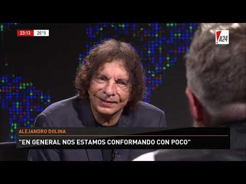 LNE | LUIS NOVARESIO ENTREVISTA - ALEJANDRO DOLINA