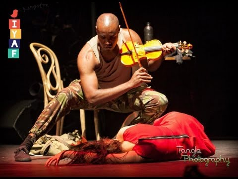 Stravinsky 'Soldier's Tale' Performed by Constella Ballet & Orchestra