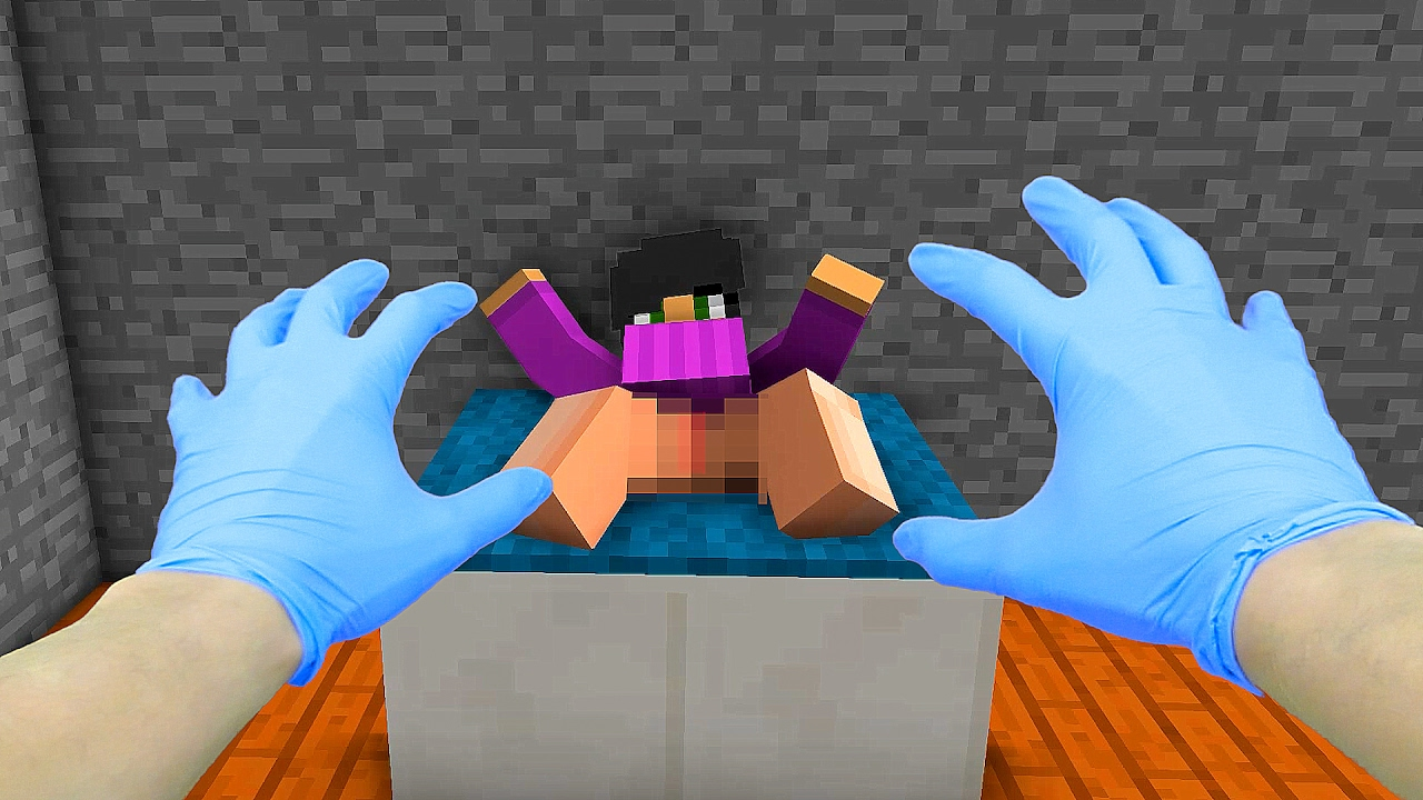 Realistic Minecraft Villager Gives Birth Youtube