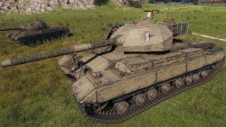 World of Tanks Caernarvon Action X 8028 DMG 2015 EXP - Lakeville