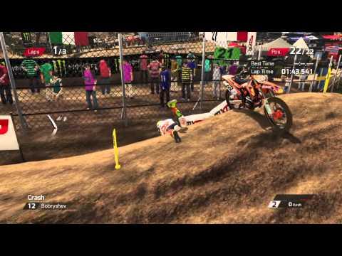 MXGP - The Official Motocross Videogame Demo |