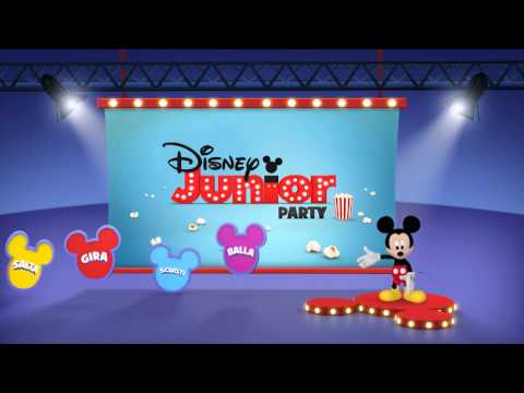 Disney Junior Party - Un'anticipazione del Disney Junior party