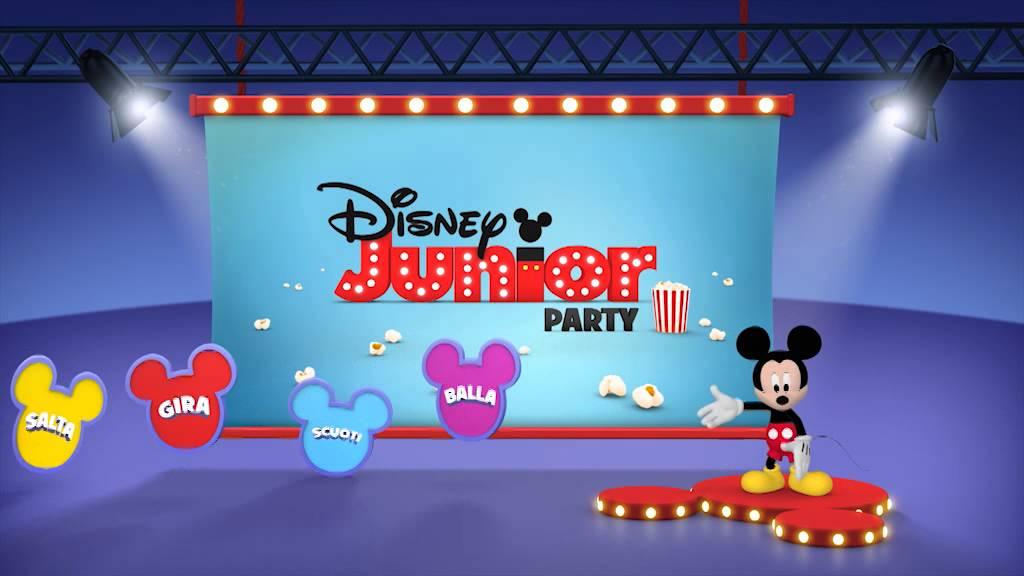 Disney Junior Party  Unanticipazione del Disney Junior
