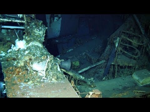 Researchers find wreckage of USS Indianapolis