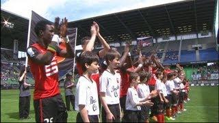 Stade Rennais FC - OGC Nice (0-3) - Le résumé (SRFC - OGCN) / 2012-13