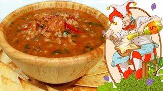 Как приготовить ВКУСНЫЙ суп ХАРЧО на обед. Лучший рисовый суп. Горячие блюда для каждого.