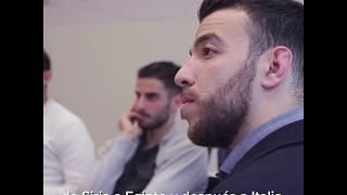 En Alemania, emplear a refugiados tiene un sentido