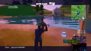 Live Fortnite PARTIE PERSO / LIVE PP / LIVE FIGHT / Multi Jeux / Game abo / GAGNE TON Skin