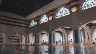 The regal Talise Ottoman Spa at Jumeirah Zabeel Saray