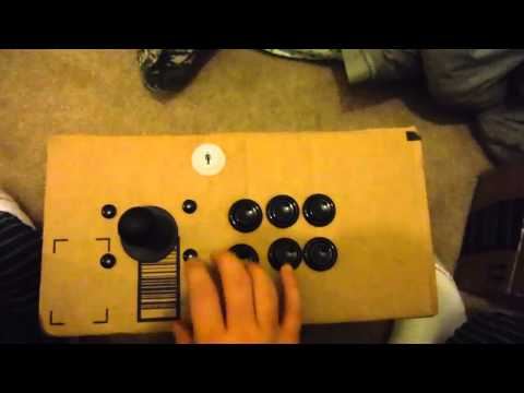 how to build an fightstick case