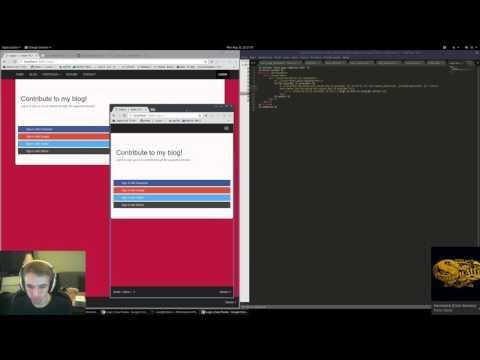 Personal Python/Flask Blog: Basic registration and Blog Posts!