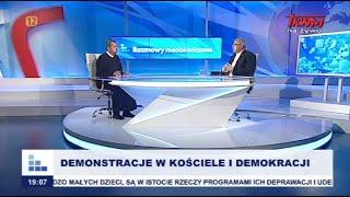 Rozmowy niedokończone: Demonstracje w Kościele i w demokracji cz.I