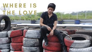Where Is The Love - Hanindya Ft Nive  Cover By Excell