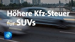CSU für mehr Klimaschutz - SUV-Fahrer betroffen