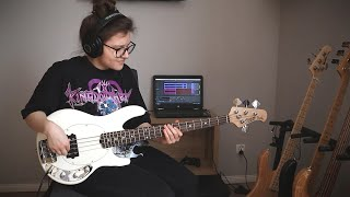 Billie Eilish - Therefore I Am (Bass Cover)