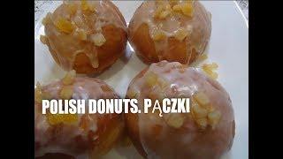 Polish Donuts PACZKI  Episode #50