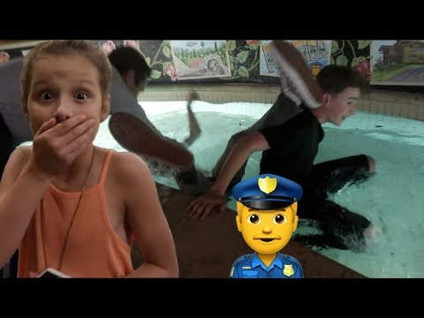 We Got Kicked Out by Security! 👮 (WK 344.6) | Bratayley