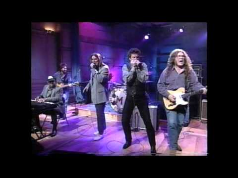 JOHNNY JOHNSON & KENTUCKY HEADHUNTERS - She's Got To Have It - CONAN SHOW Live 1993
