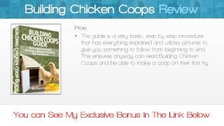 Building Chicken Coops Review - get *BEST* Bonus HERE!!! ... :) :) :)