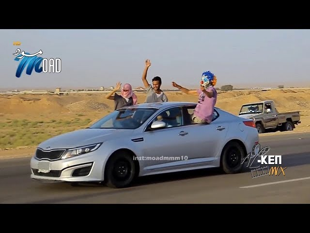O-Zone - Dragostea Din Tei Remix Cùng Dân chơi Ả Rập -  Nhạc Phim Đua xe ôtô,môtô kinh hoàng Tập43