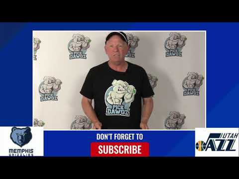 Utah Jazz vs Memphis Grizzlies 8/5/20 Free NBA Pick and Prediction NBA Betting Tips