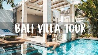 VILLA TOUR : NOTRE SUPERBE VILLA À BALI