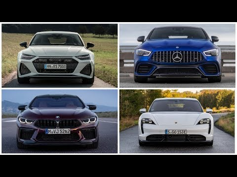 TOP 10 Best 4 door Coupe Cars 2020!