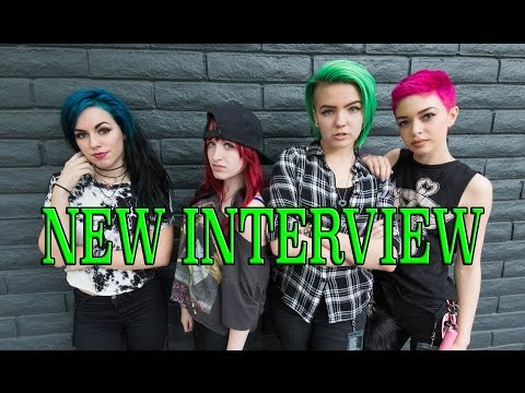 Doll Skin Interview with Music Junkie Press at The Phoenix Theater HD