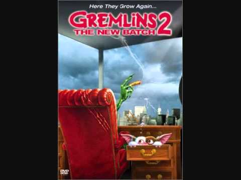 """Gremlins 2 The New Batch"" Theme Music"