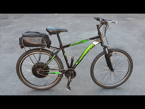 1500w Schwinn E-bike w/ 22ah LG Lithium Battery DIY $480