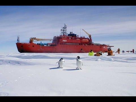 Amazing Life Saving Voyage: Ice Breaker - VintageTV