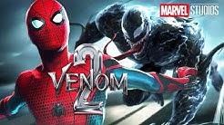 Spider-Man Venom Marvel Series 2022 Announcement Breakdown - Marvel Easter Eggs