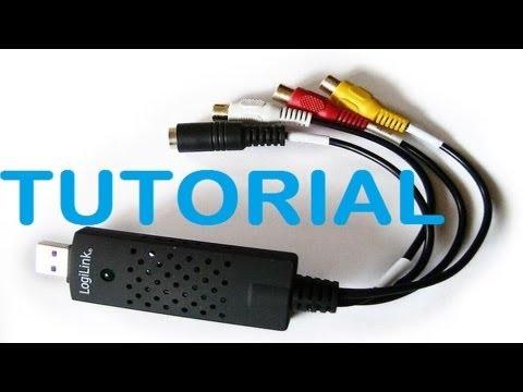 medion usb 2.0 video grabber software