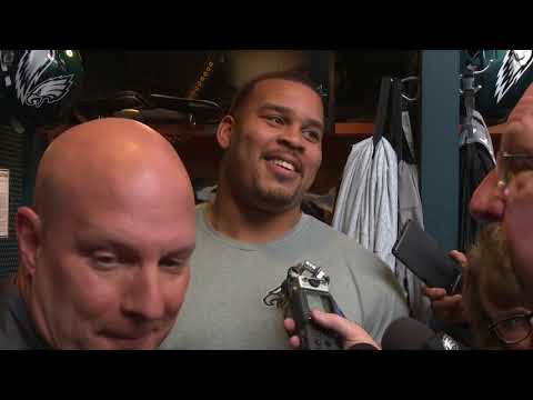 Eagles Press Pass: G Brandon Brooks (12/20/17)