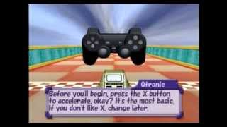 ChoroQ HG3 (Gadget Racers) - PS2 - Qtronic's High-Tech Sleep-Learning Machine (Fan-Eng-subbed)