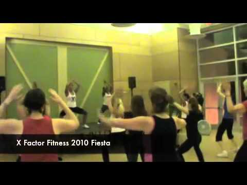 2010 X Factor Fiesta Jai Ho! (You Are My Destiny) By The Pussycat Dolls - Zumba Routine