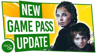 Xbox Game Pass Update | NEW GAMES + SPECIAL OFFER!