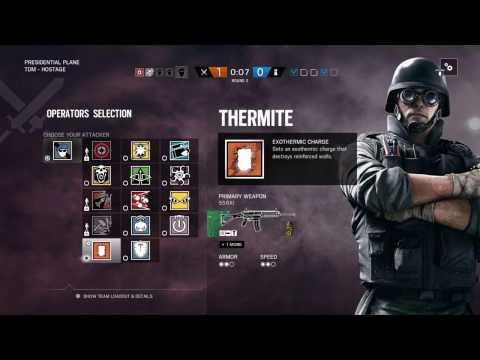 Contest in Description - Rainbow Six Siege - Super Entertaining Night