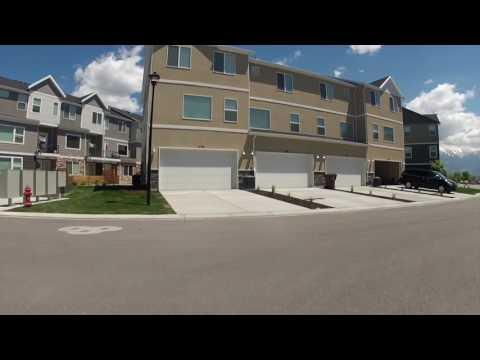 Commons Townhomes in Pleasant Grove Utah